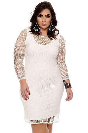 Vestido Plus Size Hayati