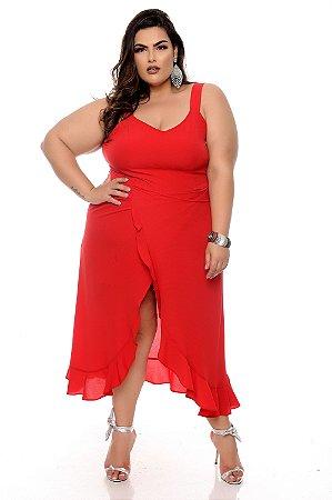 Vestido Plus Size Renisy