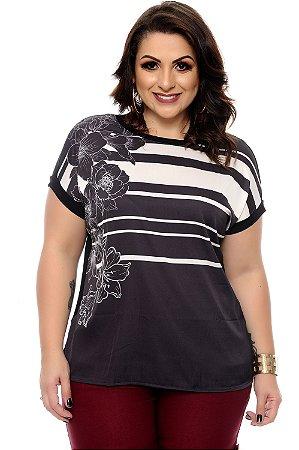 Blusa Plus Size Lubia