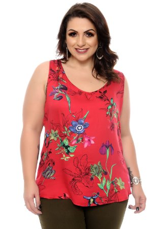 Regata Plus Size Alicea