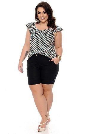 Blusa Plus Size Kiarely