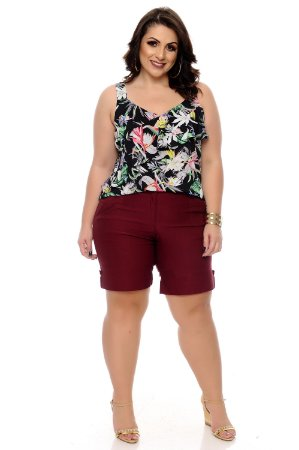 Regata Plus Size Gelcy