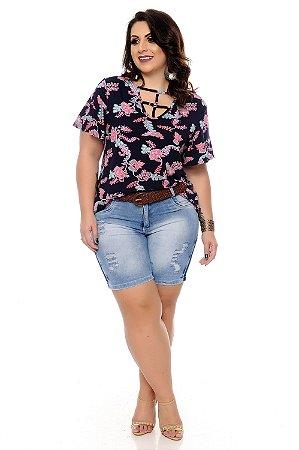 Blusa Plus Size Linny