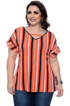 Blusa Plus Size Caroly