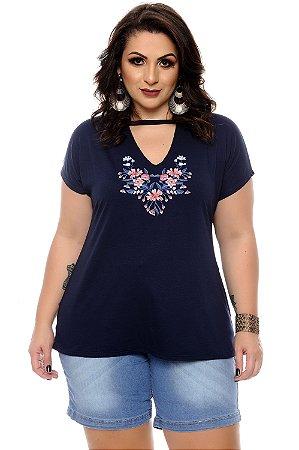 Blusa Plus Size Kendra