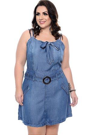Conjunto Jeans Plus Size Helen