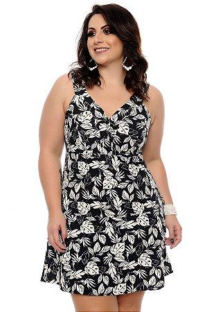 Vestido Plus Size Aette