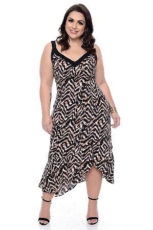 Vestido Plus Size Yomara