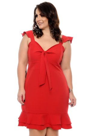 Vestido Plus Size Withoria
