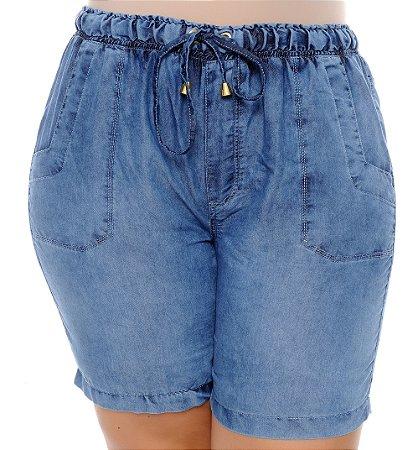 Bermuda Jeans Plus Size Renara