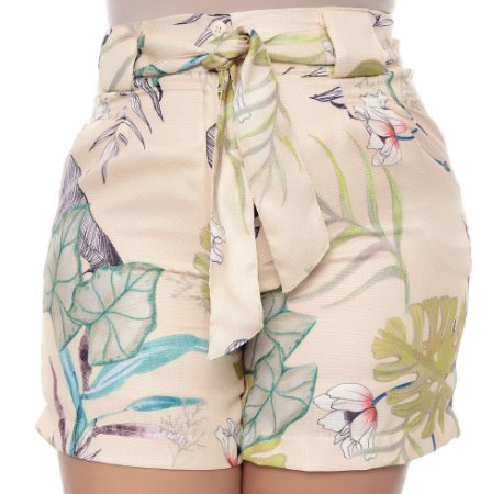 Shorts Plus Size Ashira