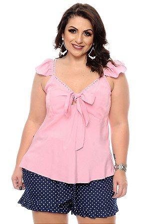 Blusa Plus Size Siloeh