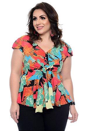 Blusa Plus Size Ilma