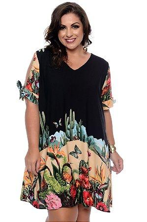 Vestido Plus Size Hallie
