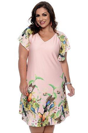 Vestido Plus Size Maraci