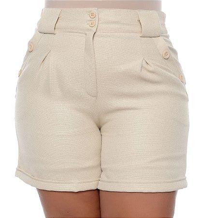 Shorts Plus Size Sofia
