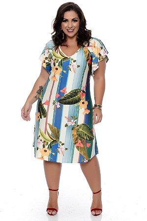 Vestido Plus Size Clare