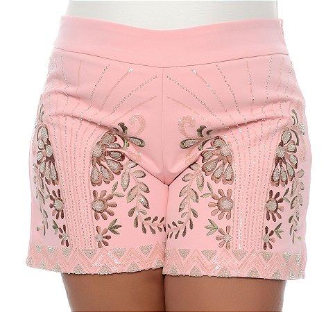 Shorts Jeans Plus Size Arlete
