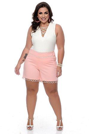 Shorts Plus Size Zellia