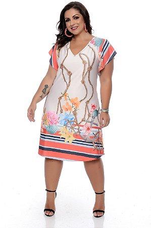Vestido Plus Size Renatta