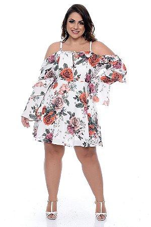 Vestido Plus Size Rozelly
