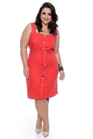 Vestido Plus Size Ksenia