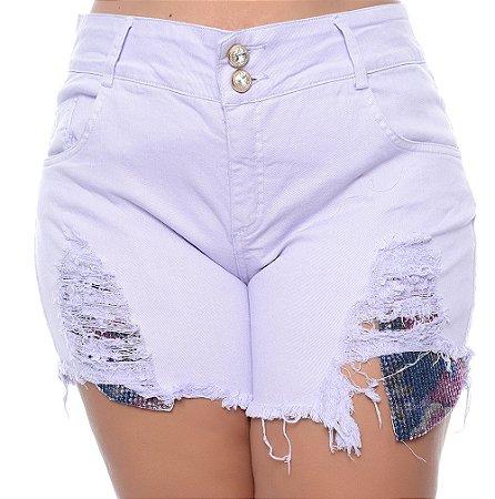 Shorts Jeans Plus Size Marissa