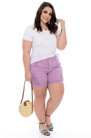 Shorts Jeans Plus Size Haper