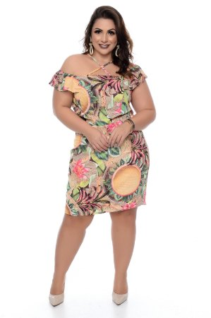 Vestido Plus Size Zurah