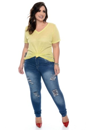 T-Shirt Plus Size Luizy