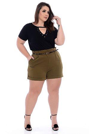 Shorts Plus Size Prada