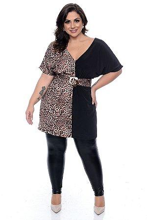 Blusa Plus Size Raiza
