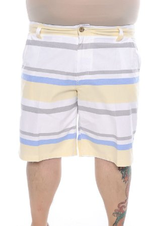 Bermuda Masculina Plus Size Dário