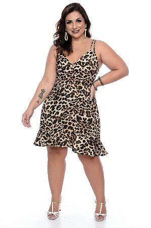 Vestido Plus Size Linea