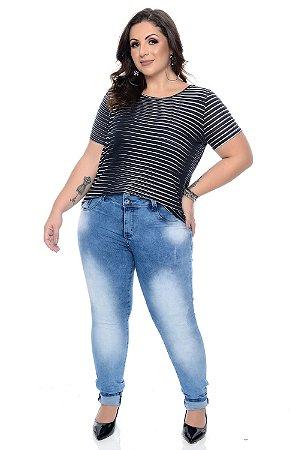 Blusa Plus Size Odize