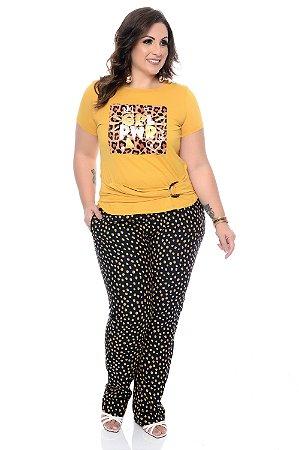Blusa Plus Size Carey