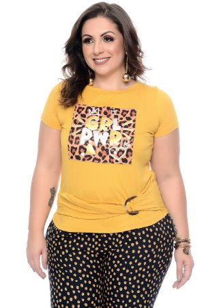 Blusa Plus Size Carey