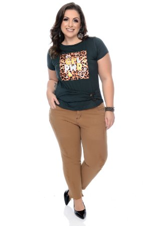 Blusa Plus Size Darrel