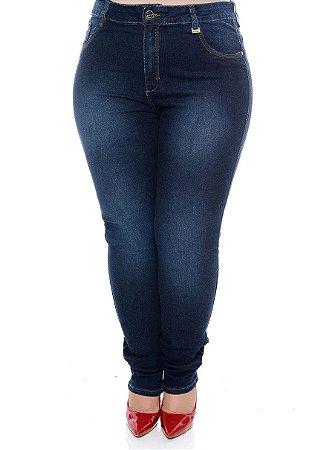 Calça Skinny Plus Size Matilda