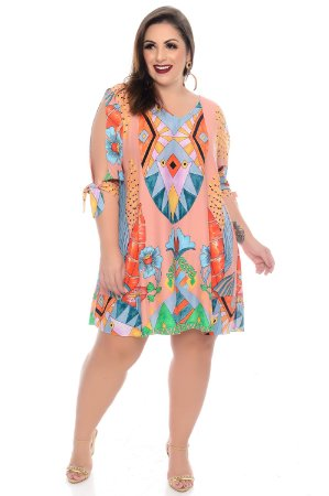 Vestido Plus Size Mandy