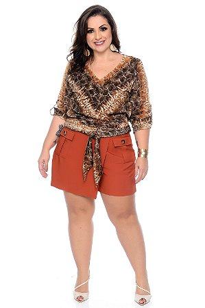 Blusa Plus Size Sue