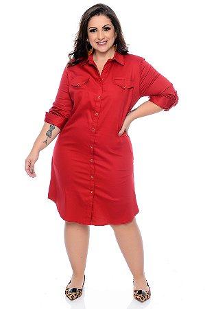 Vestido Chemise Plus Size Frannie
