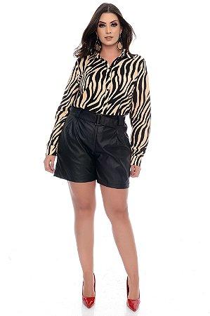 Camisa Plus Size Hemma