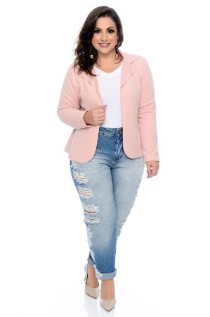 Blazer Plus Size Beliana