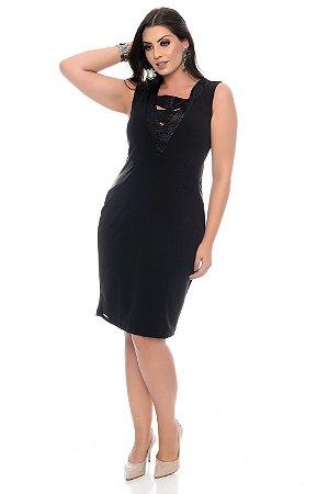 Vestido Plus Size Aldrey