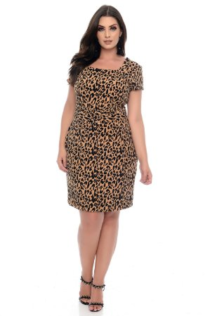 Vestido Plus Size Heliana