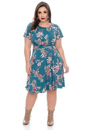 Vestido Plus Size Rayca