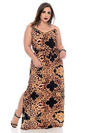 Vestido Longo Plus Size Marilyn