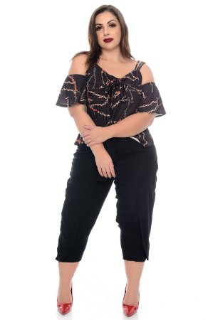 Blusa Plus Size Weza