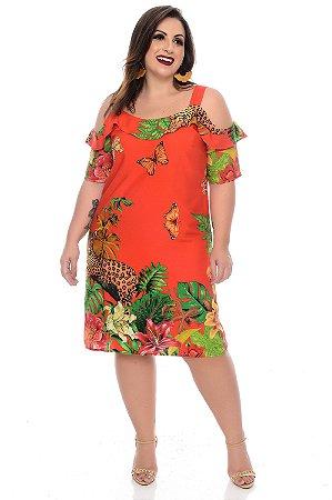 Vestido Plus Size Fiona
